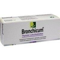Bronchicum Thymian Lutschpastillen extra stark, 50...