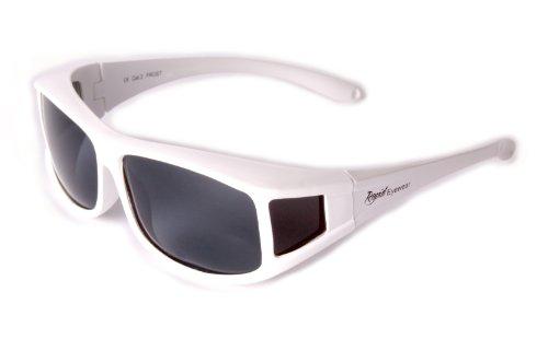 Rapid Eyewear SONNENÜBERBRILLE Polarisiert Weiße...