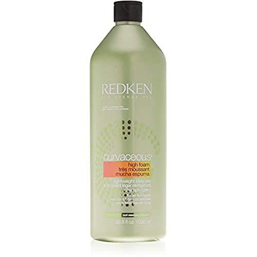 Redken Curvaceous High Foam Shampoo, 1er Pack, (1x...