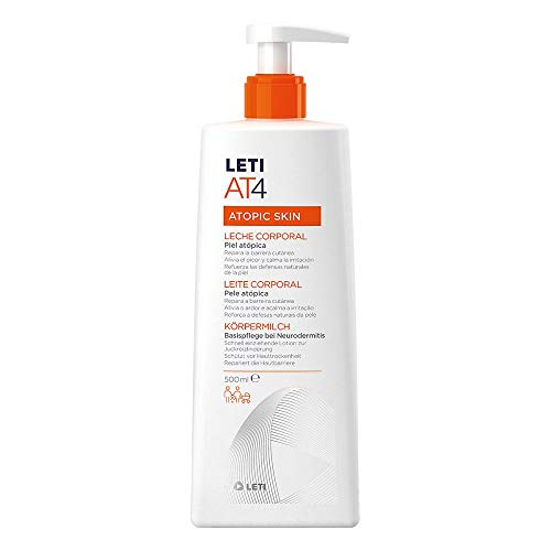 LETI AT4 K�rpermilch, 500 ml