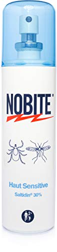 NOBITE Sensitive, Insektenschutzspray zum...