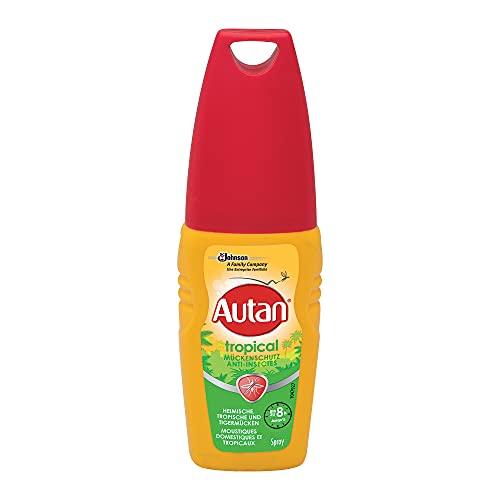 Autan Tropical Pumpspray, Mückenschutz für...