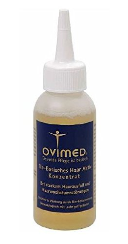 Ovimed Bio basische Haar Aktiv Konzentrat, bei...