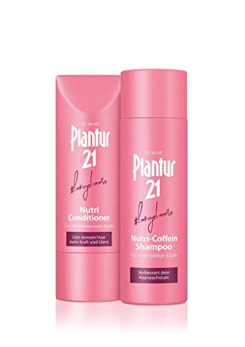 Plantur 21#langehaare Nutri-Coffein Shampoo &...