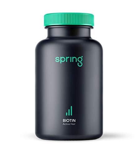 Spring Active Hair Biotin (60 Kapseln), bei...