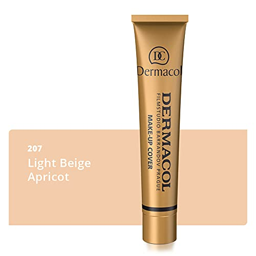 Dermacol Deckendes Make-up Cover für Gesicht und...