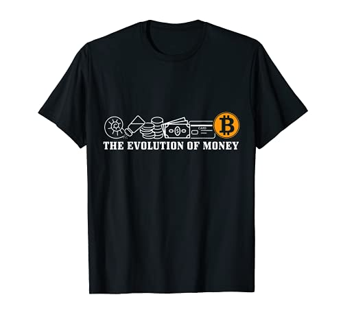 Bitcoin Evolution of Money Crypto Trader BTC...