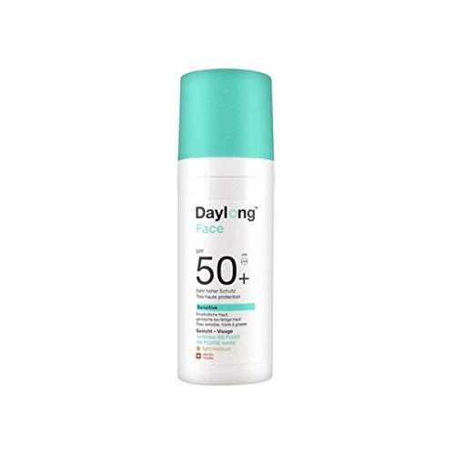 Daylong Face Sensitive bräunende Sonnencreme,...