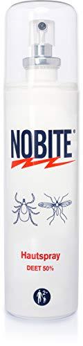 NOBITE Hautspray, Insektenschutzspray zum...