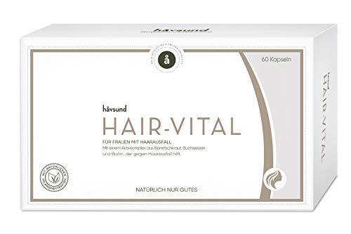 håvsund Hair-Vital bei Haarausfall in...