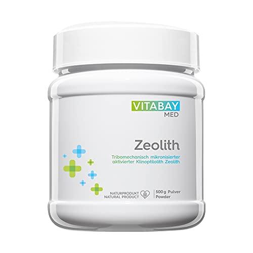 Vitabay Zeolith Pulver (500 g) • Ultrafein •...