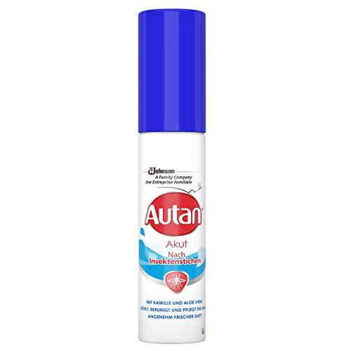 Autan Akut für Insektenstiche, Aloe Vera Gel für...