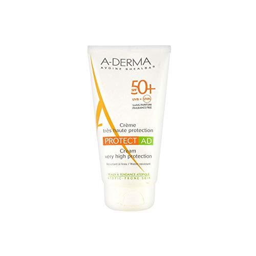 ADERMA Gesichts-Sonnencreme 1er Pack (1x 50 ml)