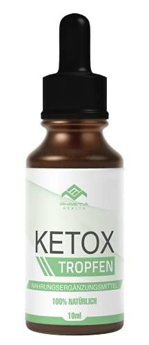 Ketox Tropfen | Keto Tropfen Liquid schnell |...