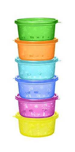 nip Snackbox für Kleinkinder und Babys, mit...