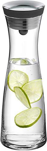 WMF Basic Wasserkaraffe aus Glas, 1 Liter,...