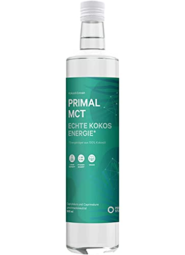 Primal State® MCT Öl [500ml] – inkl....