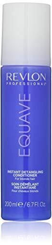 EQUAVE Blonde Detangling Conditioner, 200 ml,...