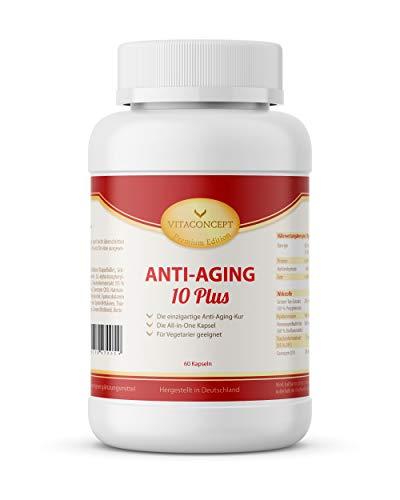 Anti-Aging 10 Plus - Die ALL IN ONE Kapsel: mikro...