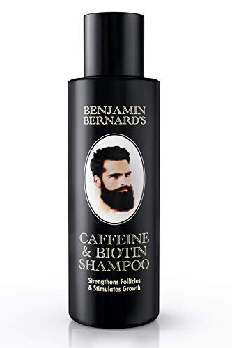 Koffein- Biotin-Shampoo für Männer gegen...