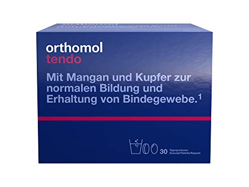 Orthomol tendo 30x Granulat, Tablette & Kapseln -...