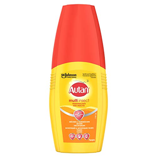 Autan Multi Insect Pumpspray, Multi-Insektenschutz...