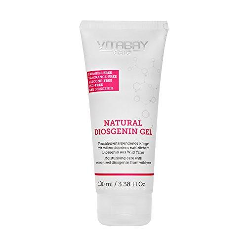 Vitabay Natural Diosgenin Gel 100 ml • Vaginal...