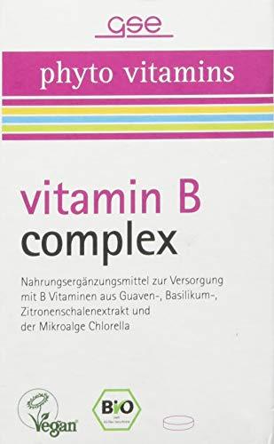 GSE Vitamin B Complex (BIO), 60 Tabletten, 1er...