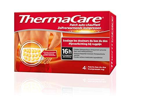 ThermaCare Wärmepflaster bei Schmerzen im unteren...