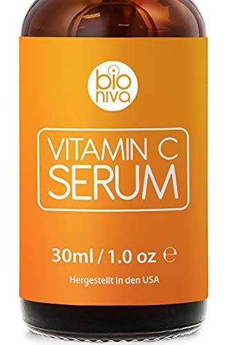 Bioniva Vitamin C Serum für Ihr Gesicht mit 20%...