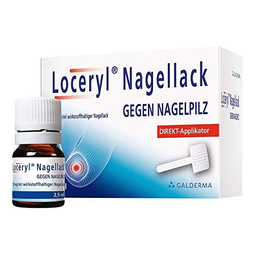 Loceryl Nagellack gegen Nagelpilz...