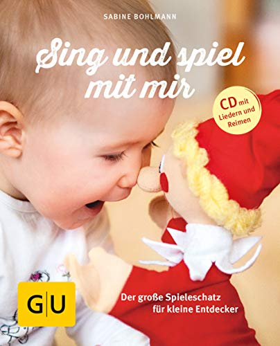 Sing und spiel mit mir (mit CD): Der große...