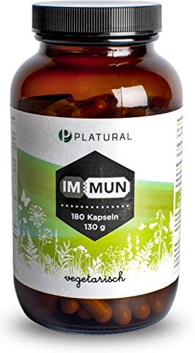 Platural® Immun - Vitamin C Zink Selen Magnesium...