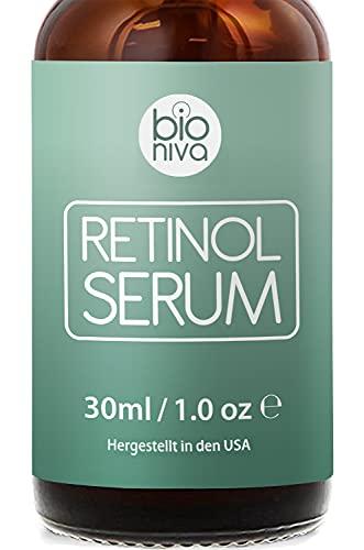 Bioniva Retinol Liposomen Liefersystem mit Vitamin...