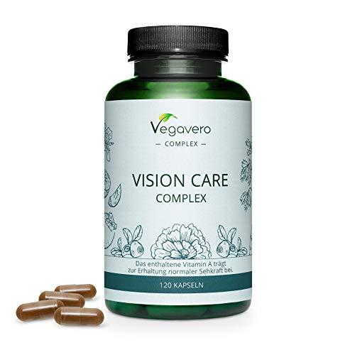 VISION CARE Vegavero ® | Augenvitamine: Lutein &...