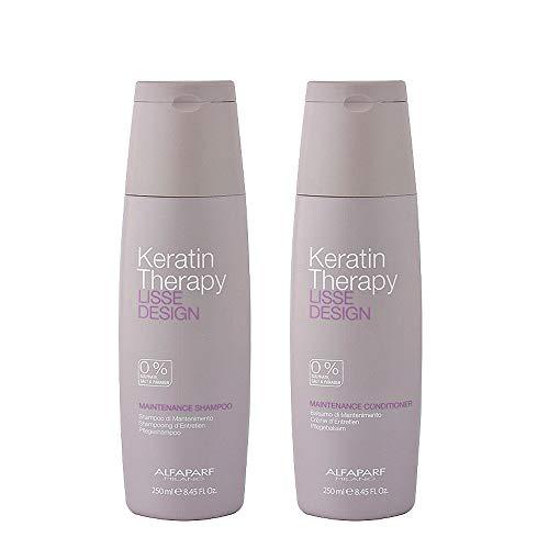 Alfaparf Lisse Design Keratin Shampoo &...