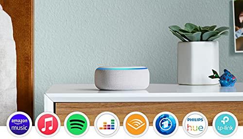 Echo Dot (3. Gen.) Intelligenter Lautsprecher mit...