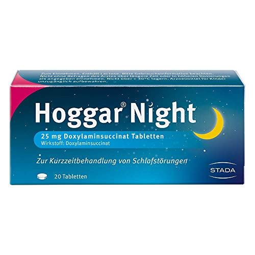 Hoggar Night – Schlaftabletten zur Hilfe beim...