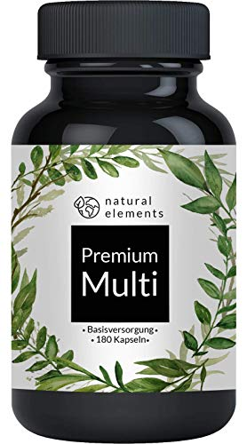 Multivitamin - Umfangreicher Komplex mit...