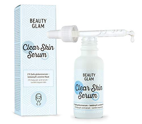 Beauty Glam - Clear Skin Serum - Gesichtsserum...