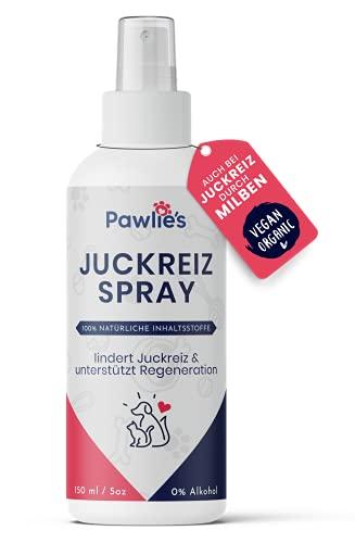 Pawlie's Juckreiz Spray für Hunde und Katzen...