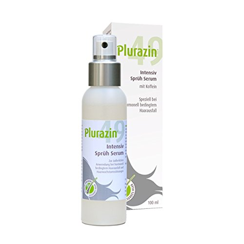 Plurazin 49 Intensiv Sprüh Serum I Stimulation...