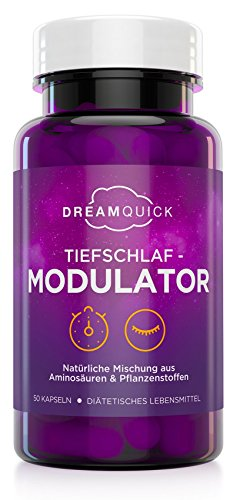 DreamQuick Tiefschlaf Modulator - Pflanzliche...