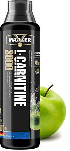 Maxler Veganes L-Carnitine 3000 Liquid -...
