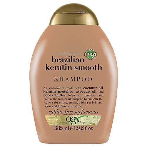 OGX Ever Straightening Brazilian Keratin Therapy...