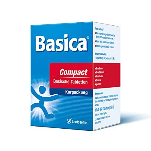 Basica Compact, praktische basische Tabletten,...
