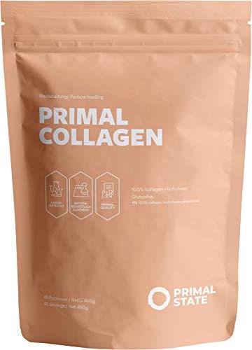 Primal State® Collagen Pulver [460g] - aus...