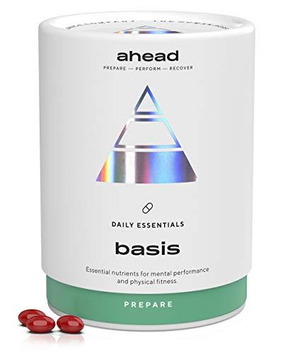 ahead BASIS | Vitamin D3 + K2 + Omega 3 +...