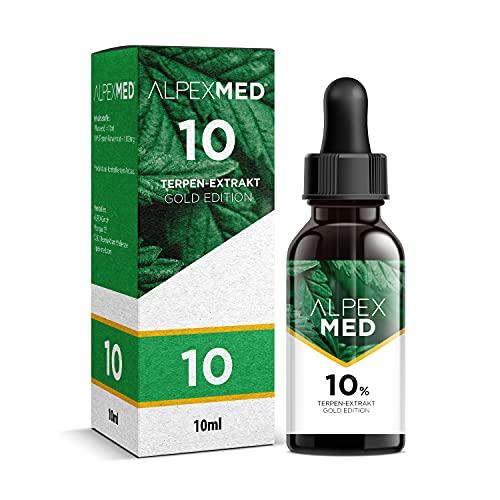 ALPEX-MED® 10 Prozent Terpen-Extrakt Tropfen in...