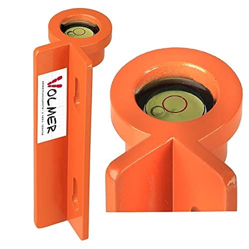 Lattenrichter LR 39 M - Metall, orange,...